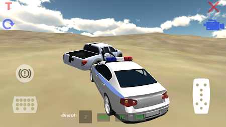 Police Car Driver 3D Simulator 1.1 screenshot 85971
