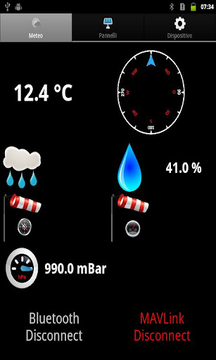Weather Data Reader