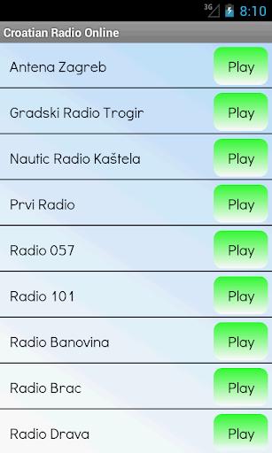 克羅地亞電台在線
