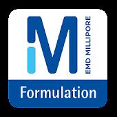 EMD Millipore Formulation