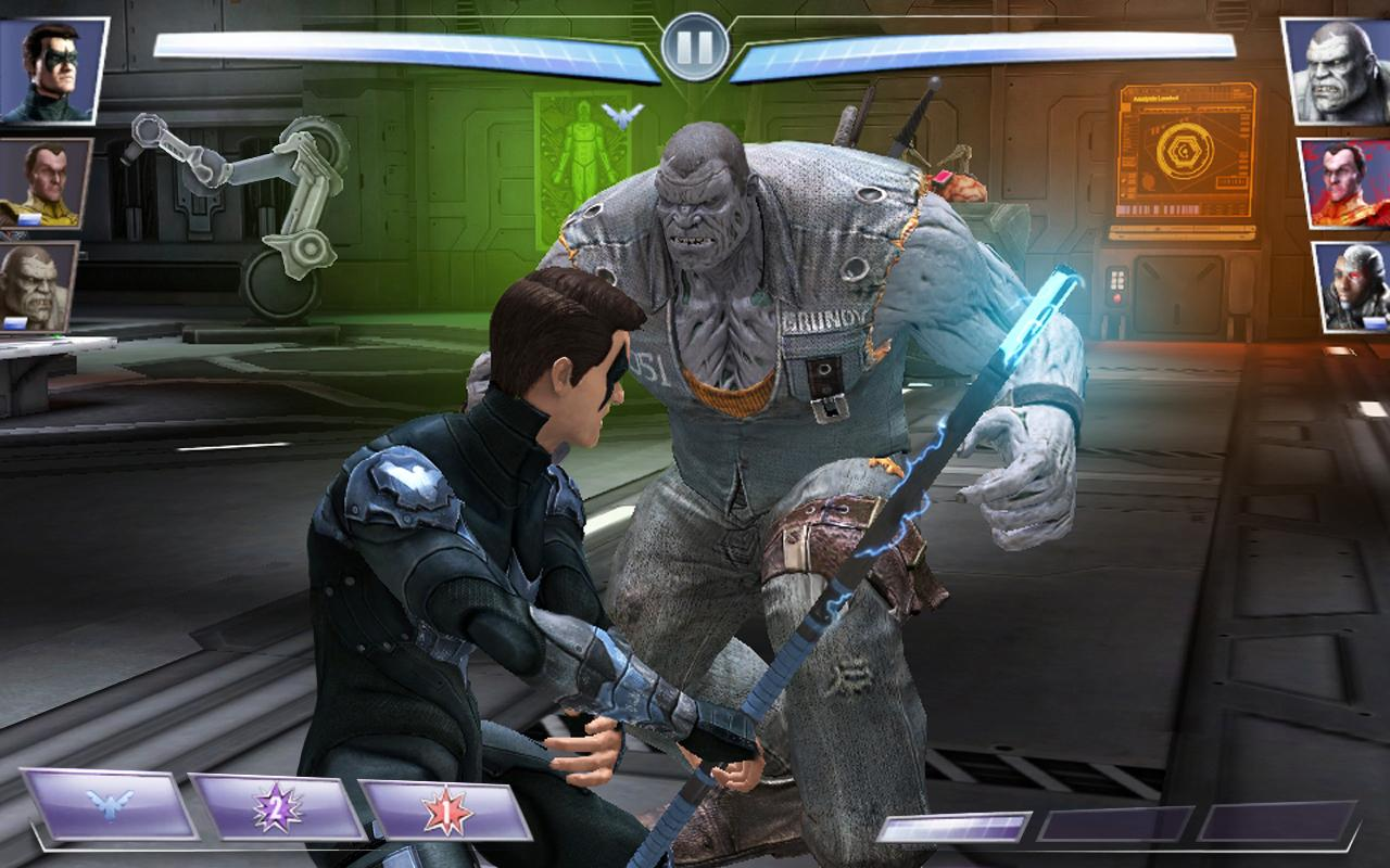 Injustice gods among us google play android injustice gods among us voltagebd Images