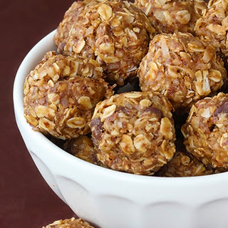Healthy and Hearty No-Bake Peanut Butter Cookies.