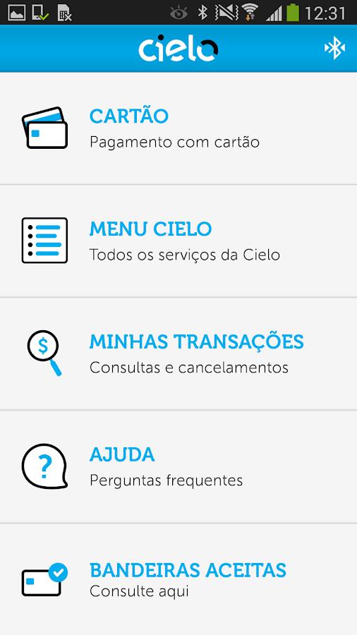 Cielo Mobile - screenshot