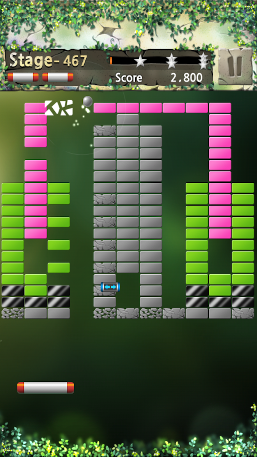 Bricks Breaker King- screenshot