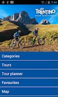 Screenshot of Trentino Outdoor