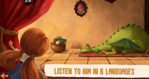 Senda and the Glutton Dragon- screenshot thumbnail