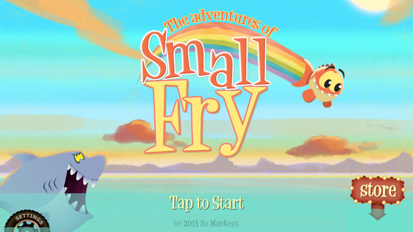 Small Fry screenshot #7