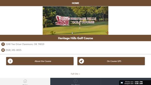 Heritage Hills Golf Course|玩運動App免費|玩APPs