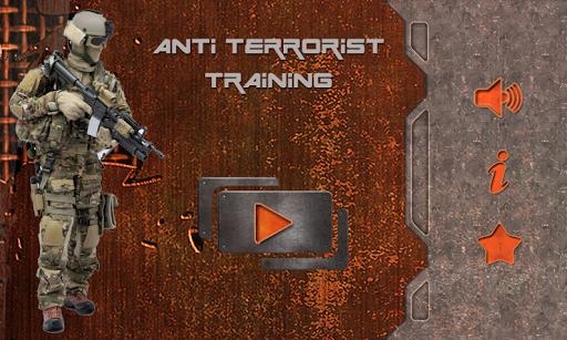 Anti Terrorist Training