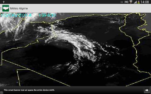 Météo Algérie - screenshot thumbnail
