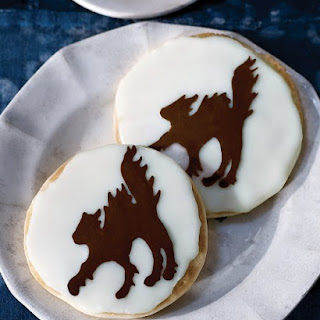 Midnight Moon Cookies