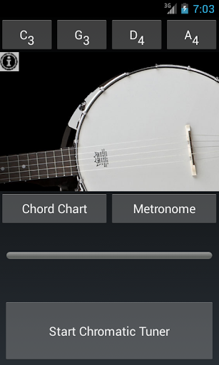 Pro Banjo Tuner N Chords