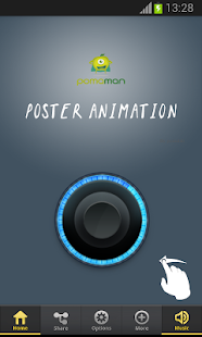 Puzzle Poster Animation