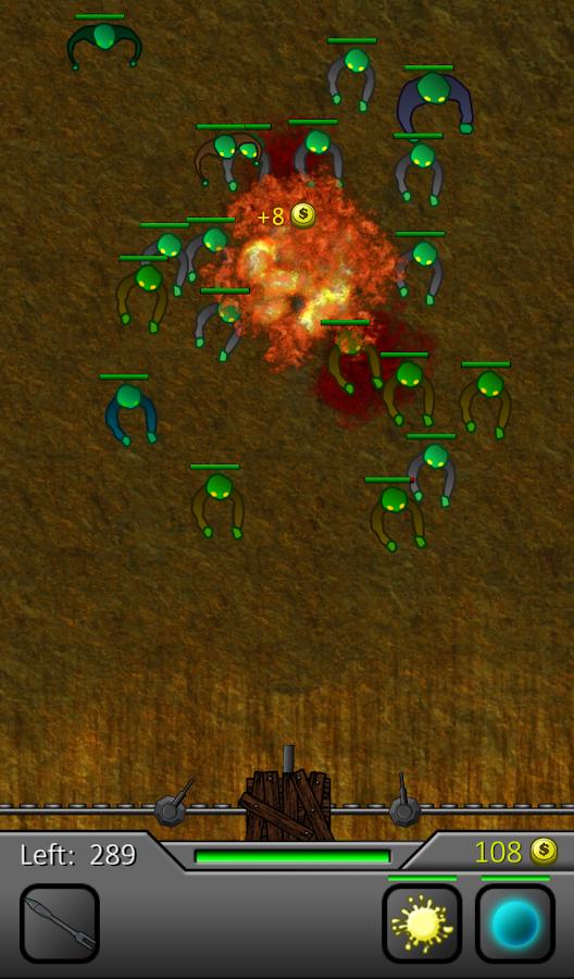 Zombie Attack: Apocalypse - screenshot