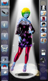 Stylish Kristy Dressup- screenshot thumbnail