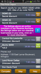 Price Setter screenshot 5