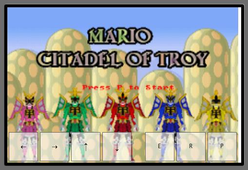 Mario Citadel of Troy