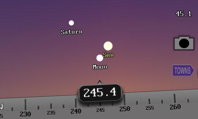 4D Compass - screenshot