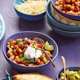 Succotash Veggie Chili Recipe