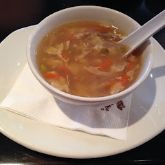 Egg Drop Soup (with lunch entree).