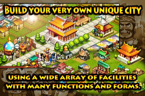 Top Application and Games Free Download Dynasty War 1.0.0 APK File