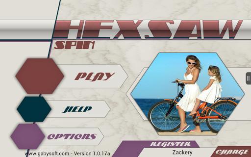 【免費解謎App】HexSaw - Spin-APP點子