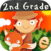 Animal Math Games Second Grade