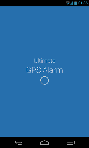 Ultimate GPS Alarm