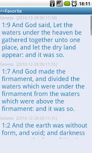 Holy Bible(Multilanguage) - screenshot thumbnail