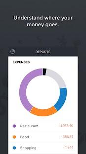 Buxfer: Budget & Money Manager - náhled