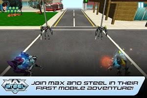 Screenshot of Max Steel