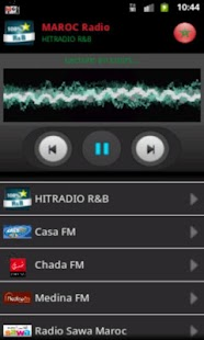 RADIO MAROC - screenshot thumbnail