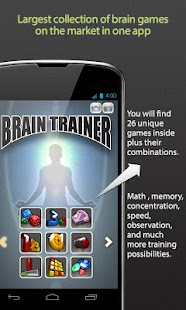 Brain Trainer Special Pro - screenshot thumbnail