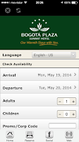 Screenshot of Bogota Plaza