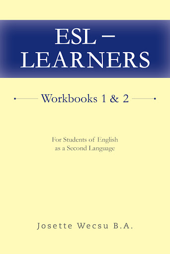 ESL - Learners Workbooks 1 & 2 cover