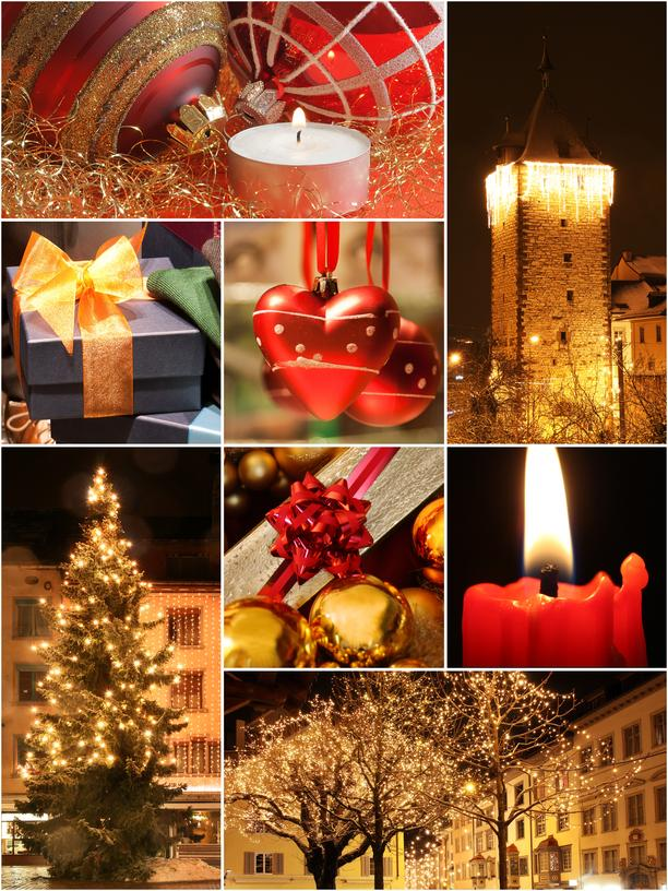 InstaCollage XMAS - screenshot