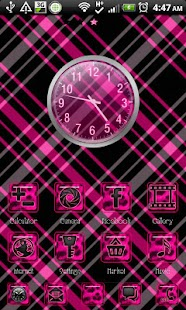 THEME - Pink Cheetah Full- screenshot thumbnail