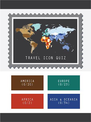Travel Icon Quiz