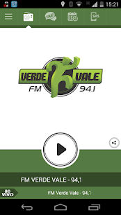FM Verde Vale - 94,1- screenshot thumbnail