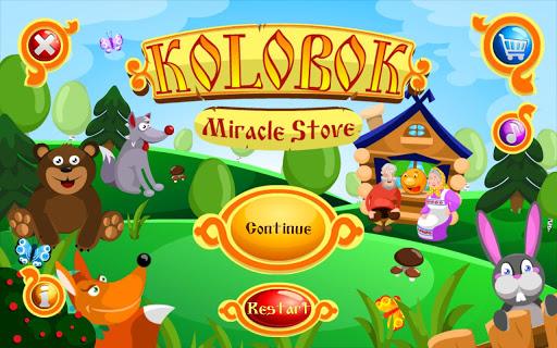 Kolobok:The Miracle Stove
