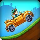 Cars Hill Climb Race mobile app icon