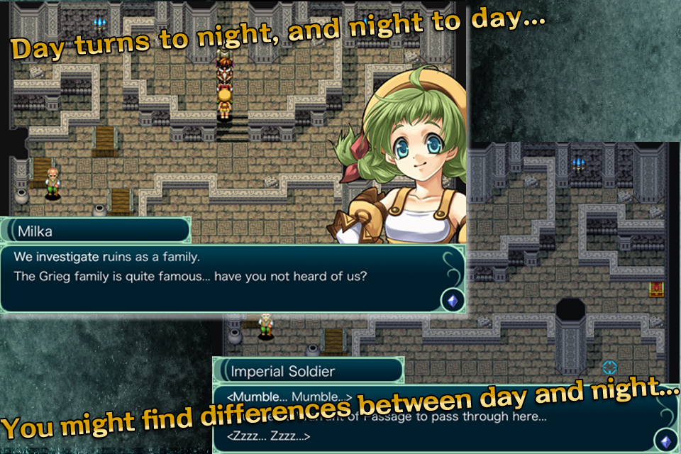 RPG Grinsia screenshot #4