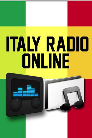 Italy Radio Online