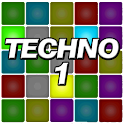 Techno Dj Drum Pads 1 icon