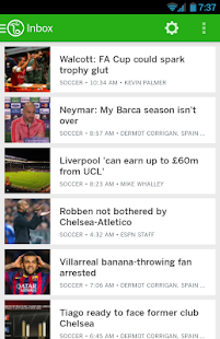 ESPN FC Soccer Screenshot 20