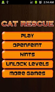 Cat Rescue PRO - screenshot thumbnail