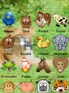 App Les voix des Animaux APK for Windows Phone | Android