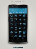 Screenshot of JB Extreme Launcher Theme