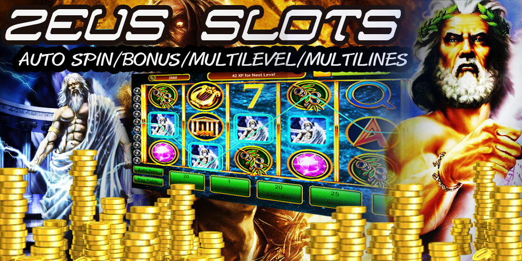 Zeus Age Casino Slots - Android Apps on Google Play