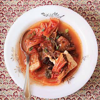 Kimchi Stew.